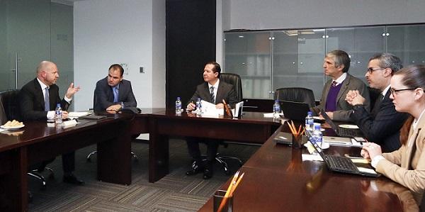 Konkretisering af samarbejdet med Mexico