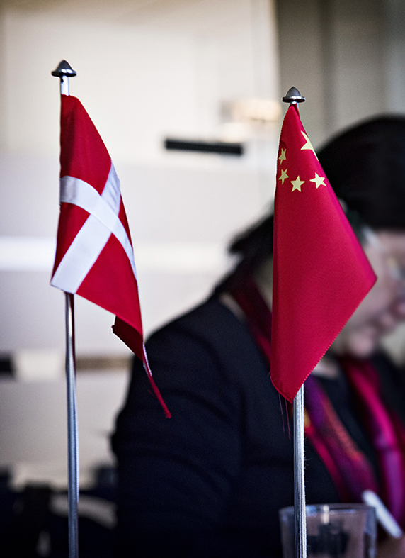 Good progress in Denmark-China collaboration