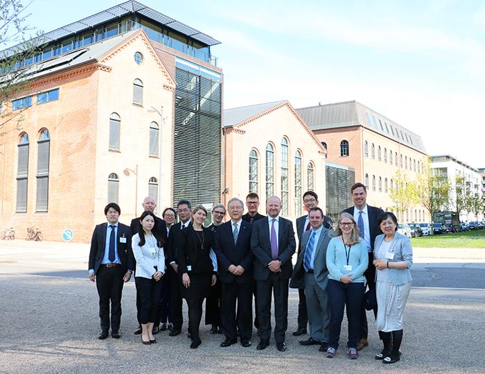 Dansk-japansk samarbejde om bedre brug af sundhedsdata