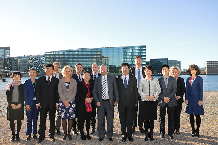 The Danish Medicines Agency contributes to review of Chinese medicines act