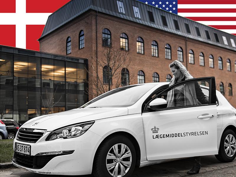 Danmark omfattet af inspektionsaftale mellem EU og USA