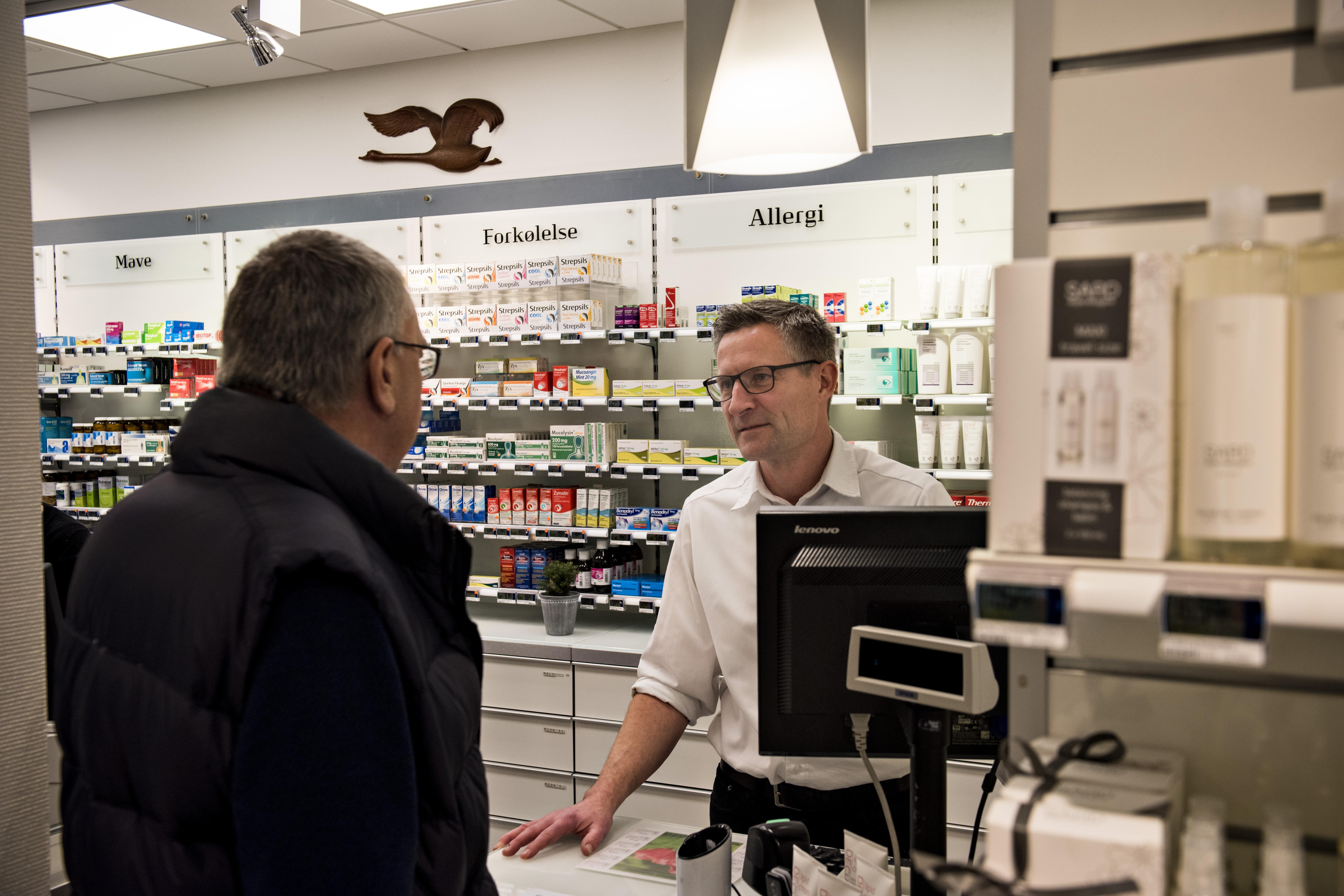 Genordination af visse typer medicin kan nu ske på apoteket