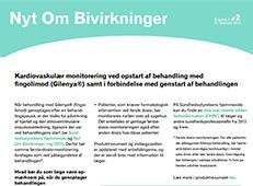 Nyt Om Bivirkninger 21. februar 2013