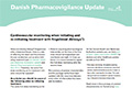 Danish Pharmacovigilance Update, 21 March 2013